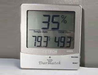 Darmatek Jual Extech 445814 Thermohygometer