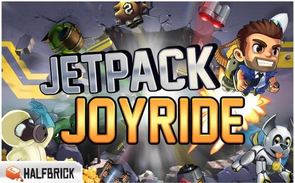 Jetpack Joyride Apk Mod
