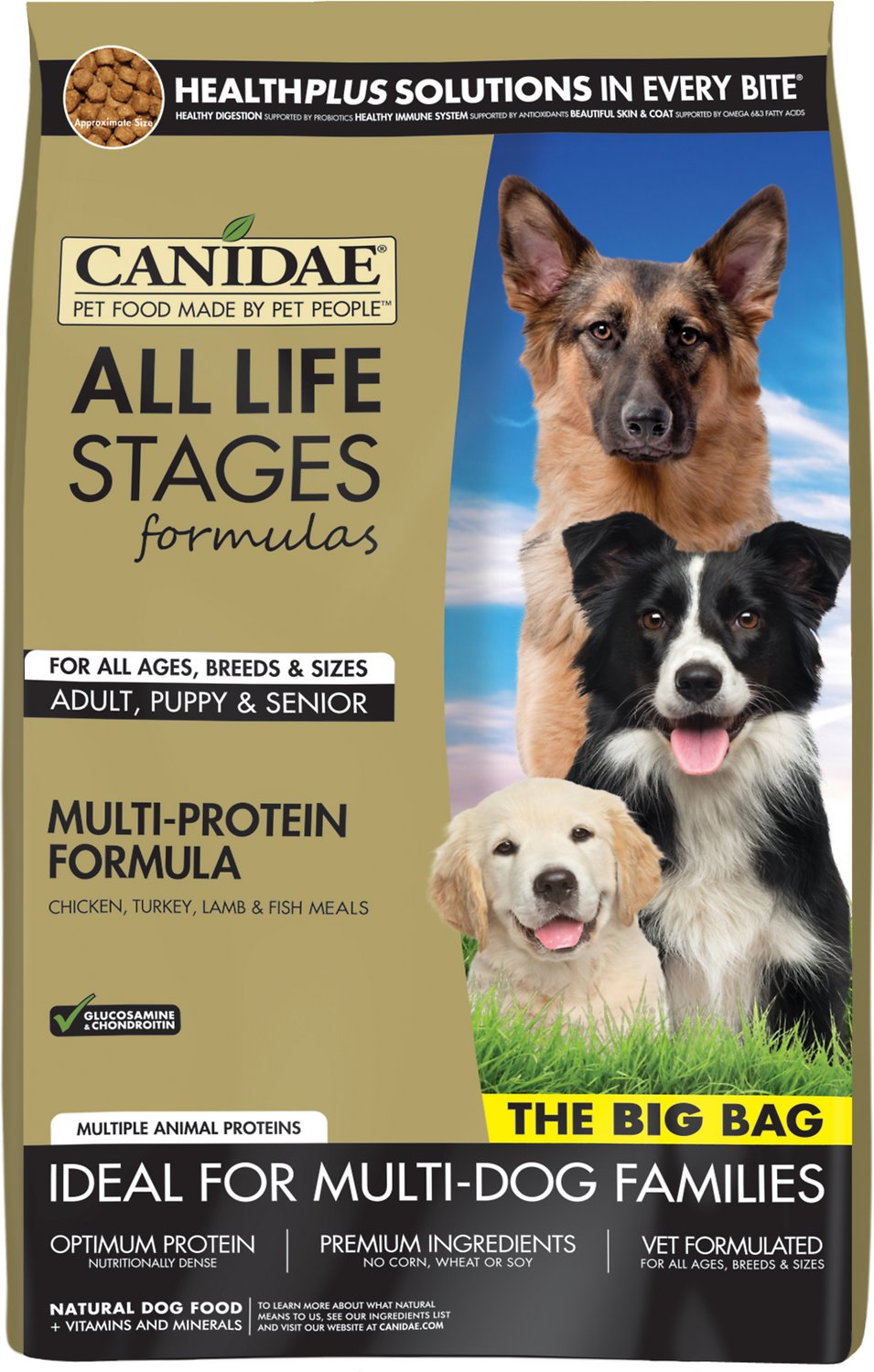 Canidae Dog Food Reviews >> Canidae All Life Stages Dog Food Review Australian Dog Lover