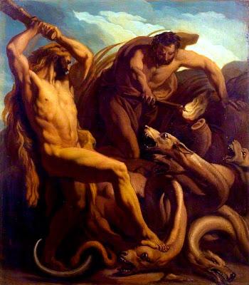 Τα τερατόμορφα πλάσματα της Ελληνικής μυθολογίας!!!