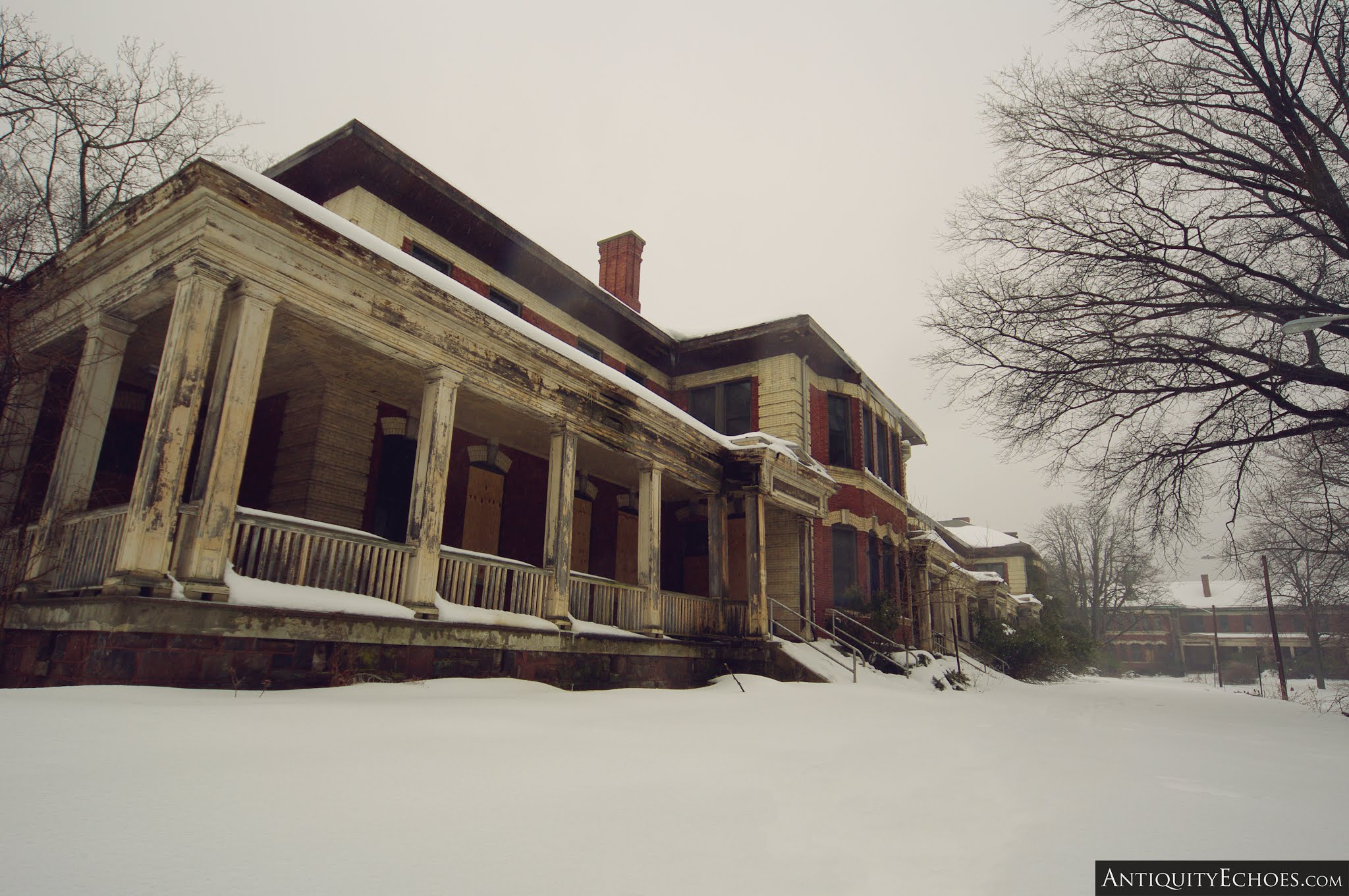 Overbrook Asylum - Serenity