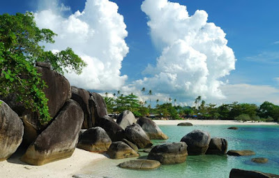 7 Most Beautiful Beaches in Belitung