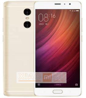 xiaomi redmi pro dengan fitur fingerprint