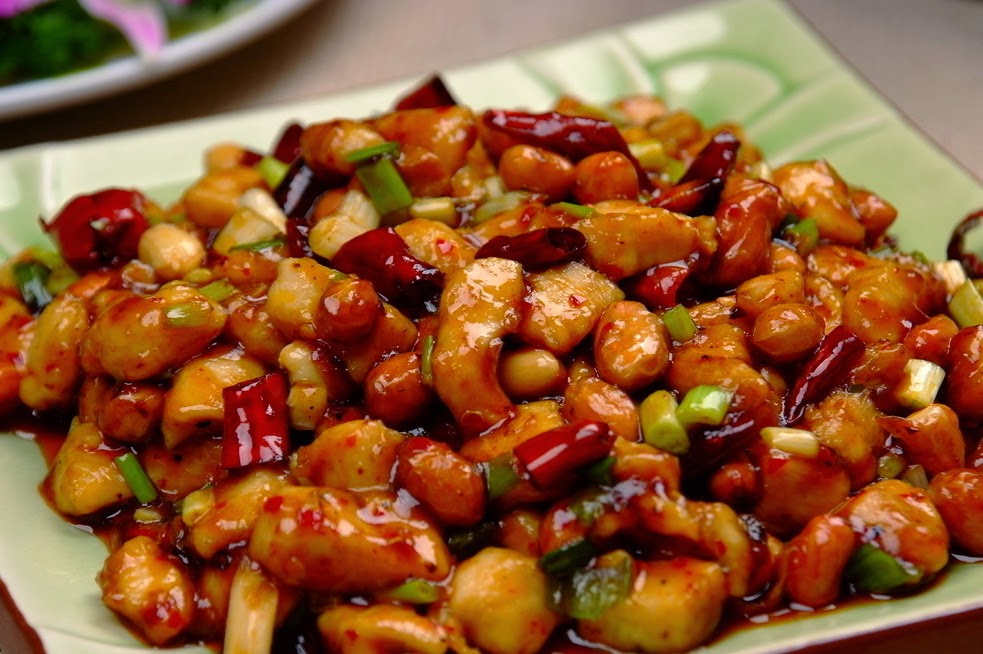 Chinese Ding Food