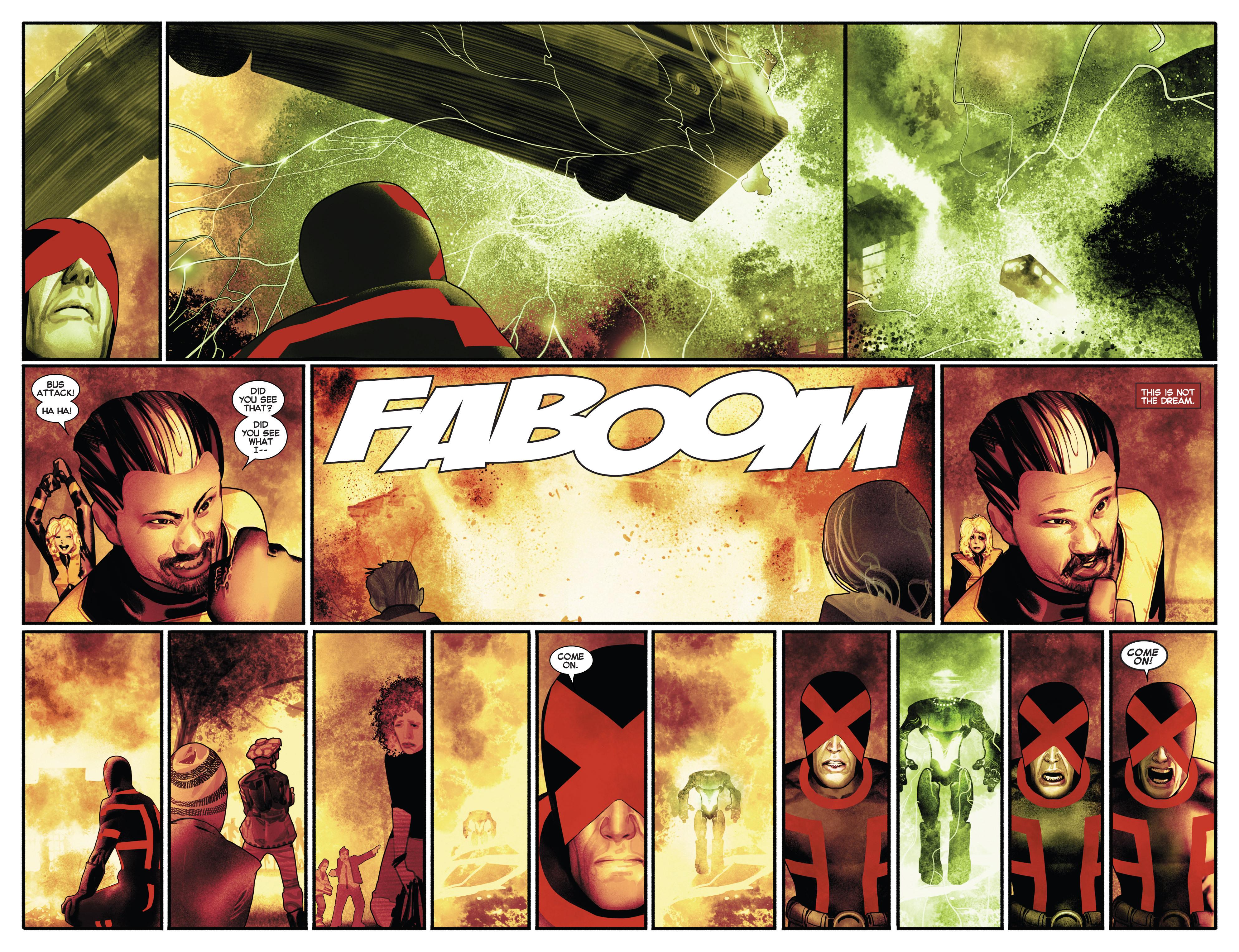Read online Uncanny X-Men (2013) comic -  Issue # _TPB 2 - Broken - 111