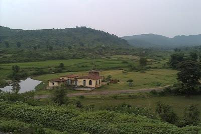 Simultala Hilly Area