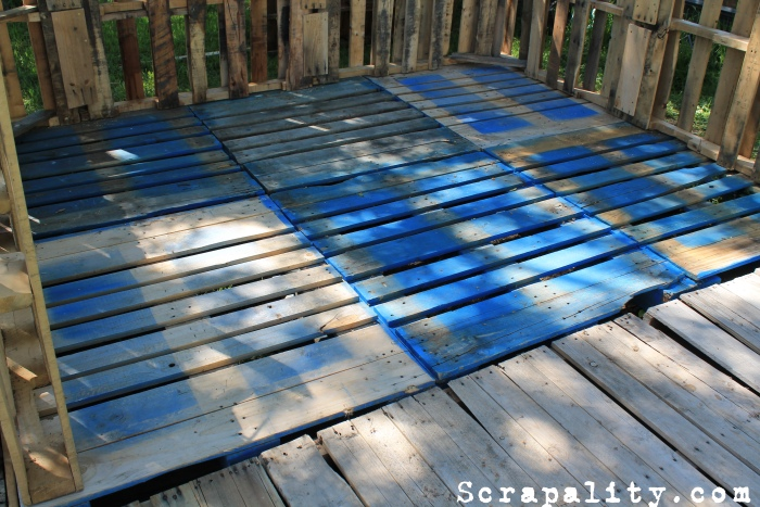 Project Pallet Shed