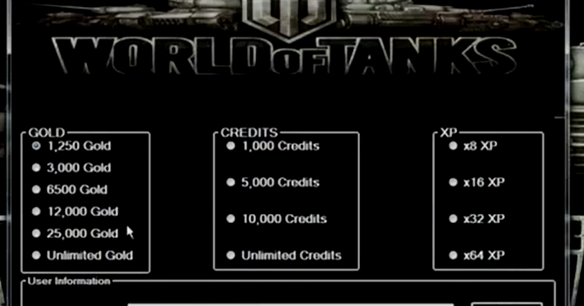 World of tanks ultimate hack with no surveys.