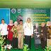 Rekor Muri Pembentangan Kain Merah Putih Sepanjang 19 Km Di Kawasan Pulau Sombori Kabupaten Morowali ( 6 Desember 2016 )