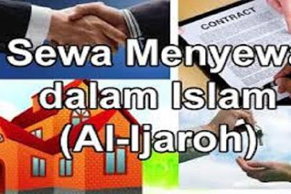 Contoh Ijarah Pada Praktek Perbankan Syariah
