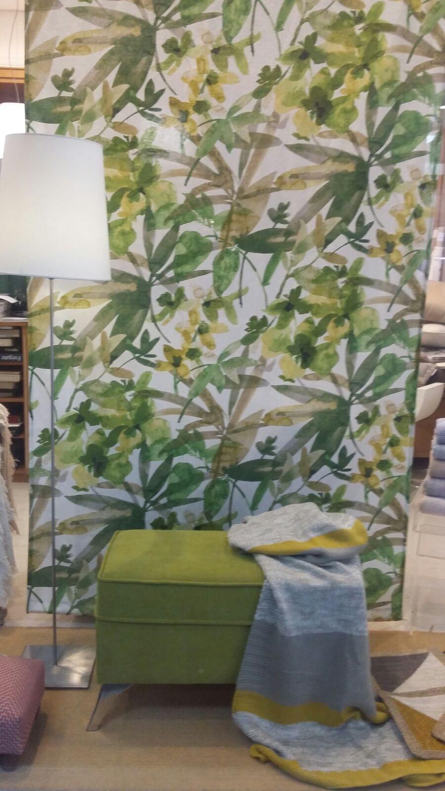Telas Decoracion Outlet ~ Textiles de www etamin es  escaparate primavera 2016