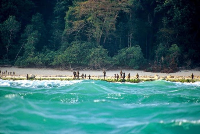North Sentinel Island (Bay Of Bengal)