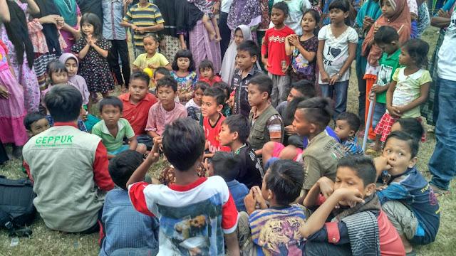 GEPPUK Dongeng di Pidie Jaya