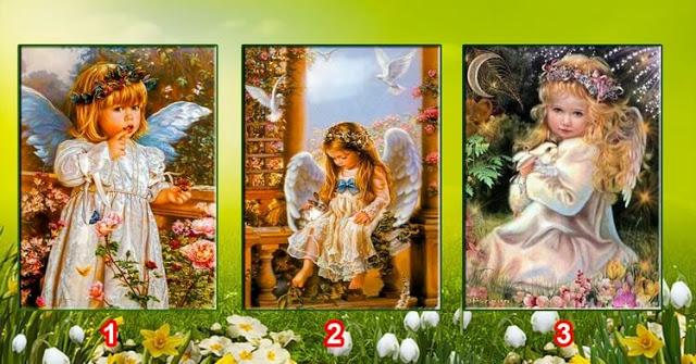 Ангел расскажет, что вас будет ждать в ближайшие 11 дней