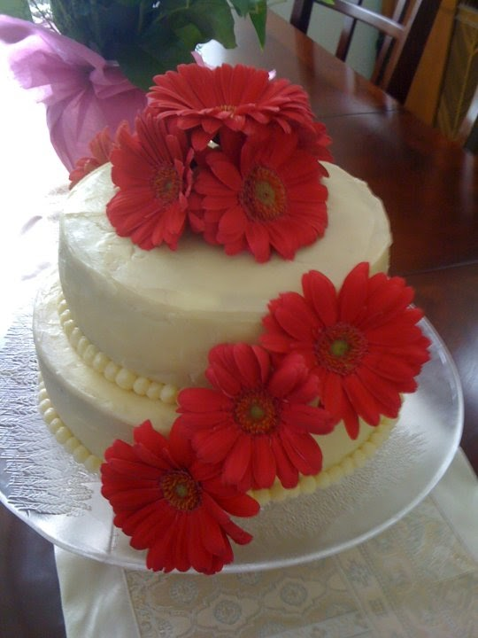 Del Corazon Cakes Sometimes Simple Is Better