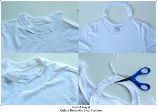 Bluz Süsleme - Giysi Süsleme - Moda Tasarım 1