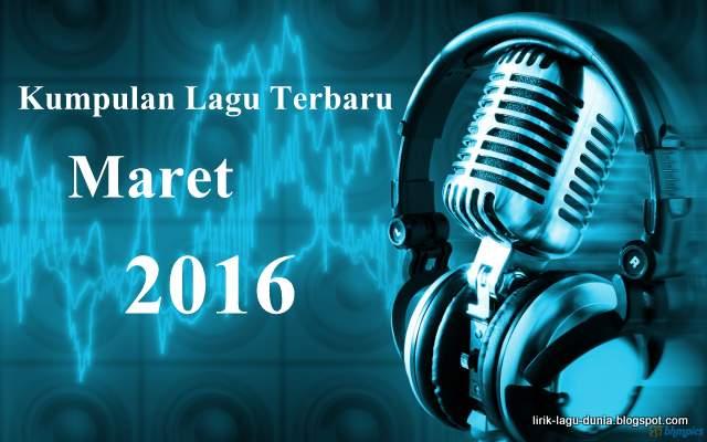 Tangga Lagu Maret 2016