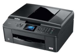Brother MFC-J435W CUPS Printer Drivers Windows