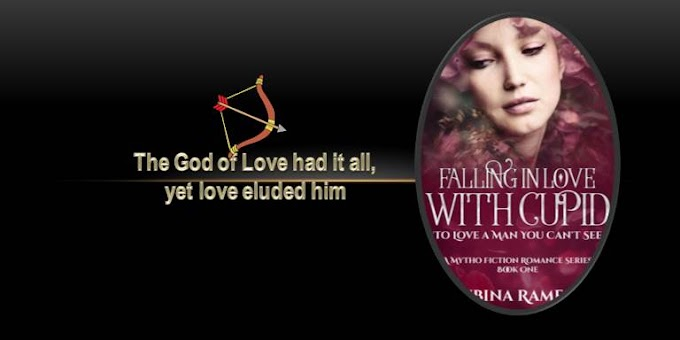 Coming Soon: FALLING IN LOVE WITH CUPID by Rubina Ramesh