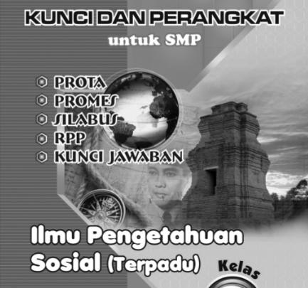 Prota Promes IPS SMP/MTs Kelas 7 Kurikulum 2013