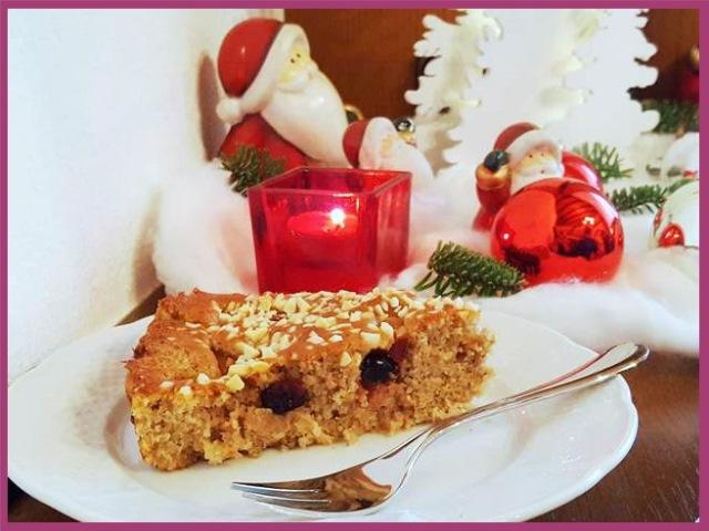 Keksebackzeit Lebkuchen Kuchen