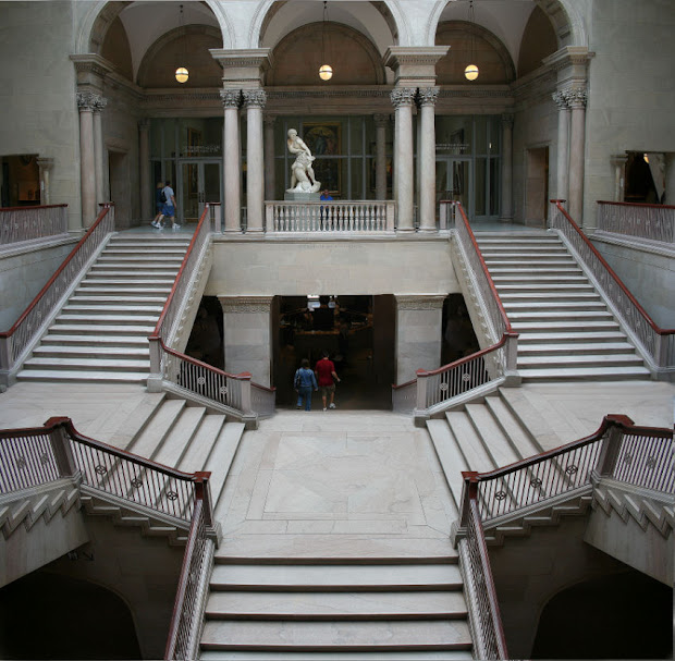 Chicago - Architecture & Cityscape Grand Interiors Spectacular Staircases