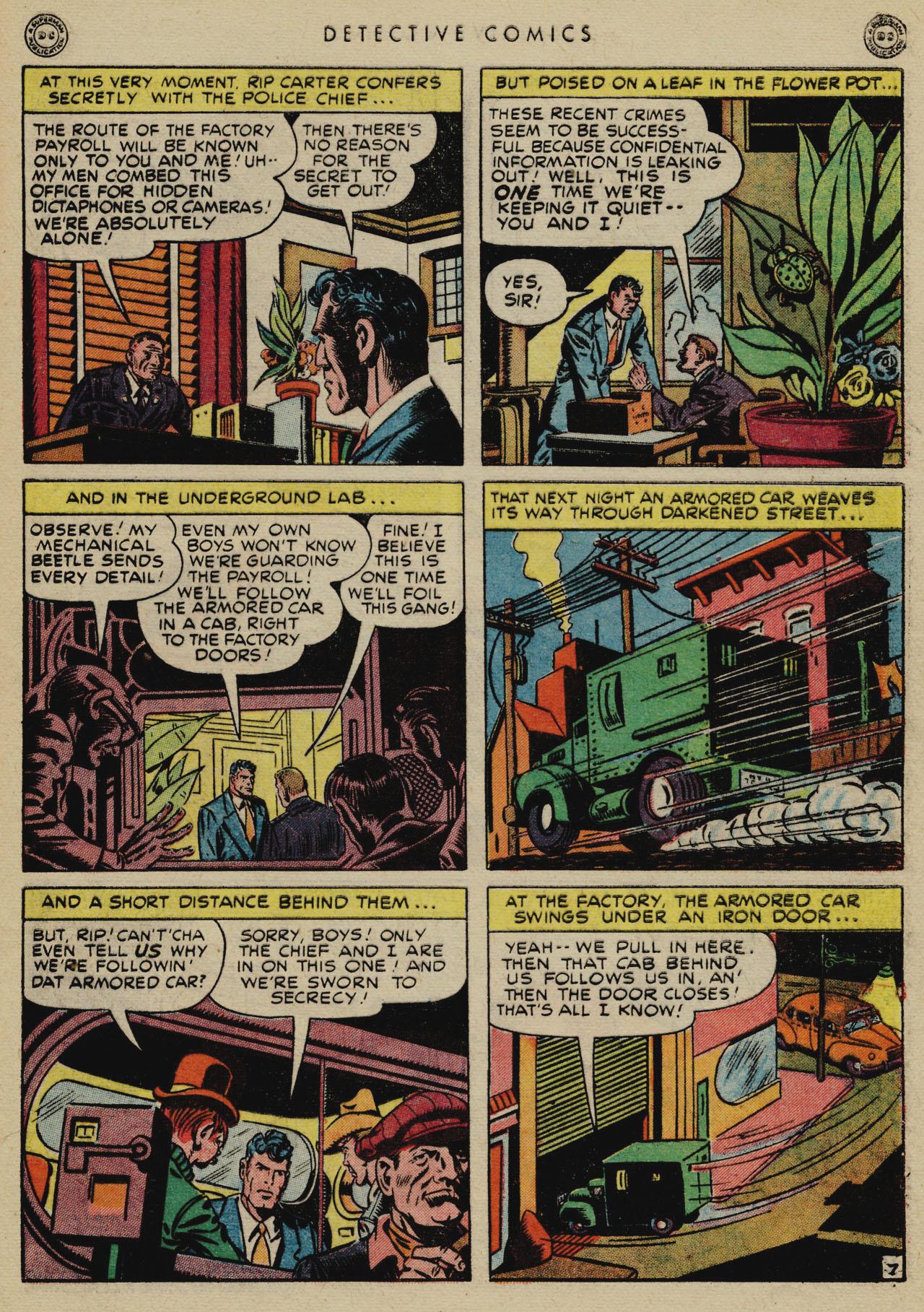 Detective Comics (1937) 142 Page 42