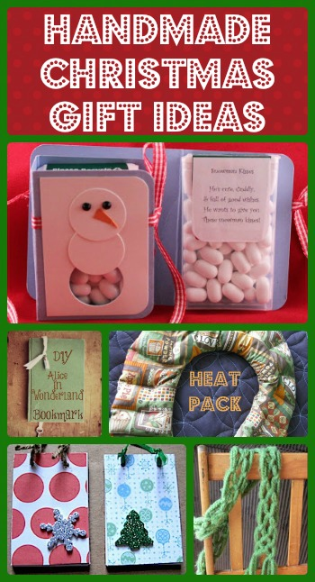 Handmade Christmas Gift Ideas And Moms Library 23