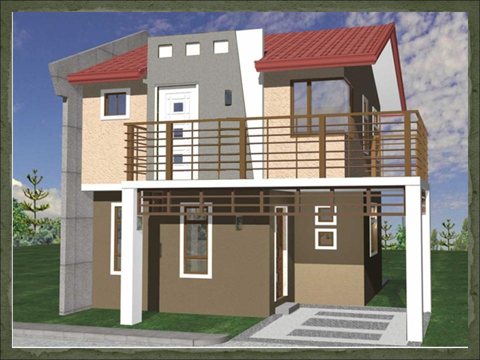 Small Modern Houses In The Philippines Small House Plans Interior