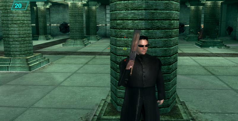 The Matrix Path Of Neo pc full español