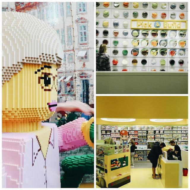 ruta de tiendas copenhague lego