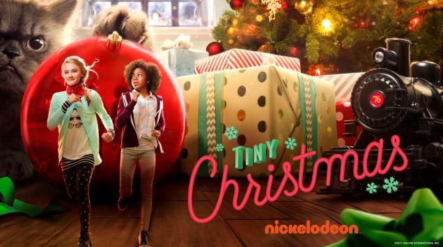 tiny christmas stars riele downs from niebezpieczny henryk and lizzy greene from nicky ricky dicky et dawn matty finochio will also star in the movie as - Christmas Magic Movie