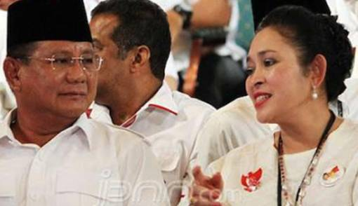 Demi PADI, Mbak Titiek Bandingkan Era Soeharto dengan Jokowi