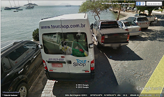 Imagem do Google Street View em Buzios