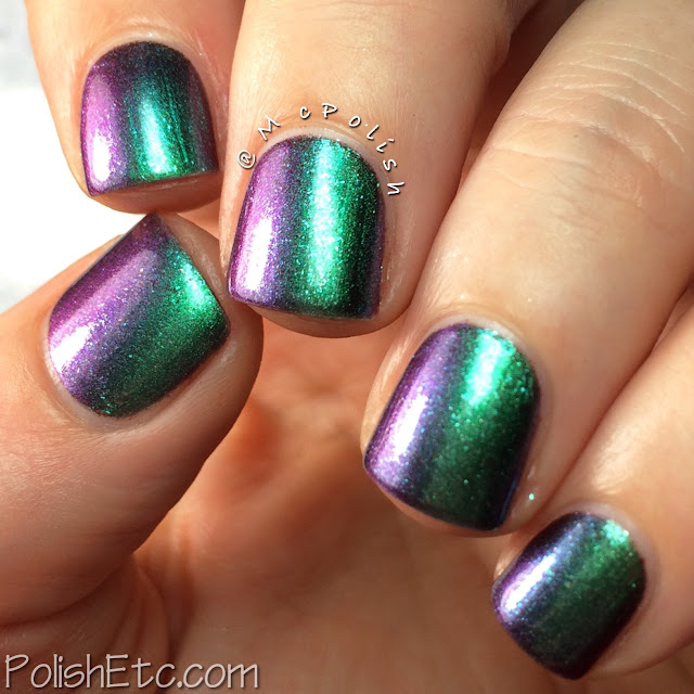 Cirque Colors - The Meta Collection - McPolish - Ghost in the Machine