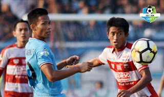 Persela vs Madura United 1-1