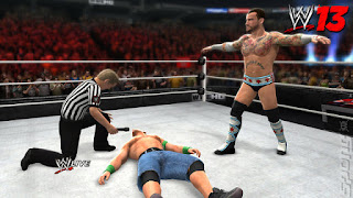 WWE 13 (XBOX 360) 2012