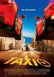 Film Taxi 5 2018