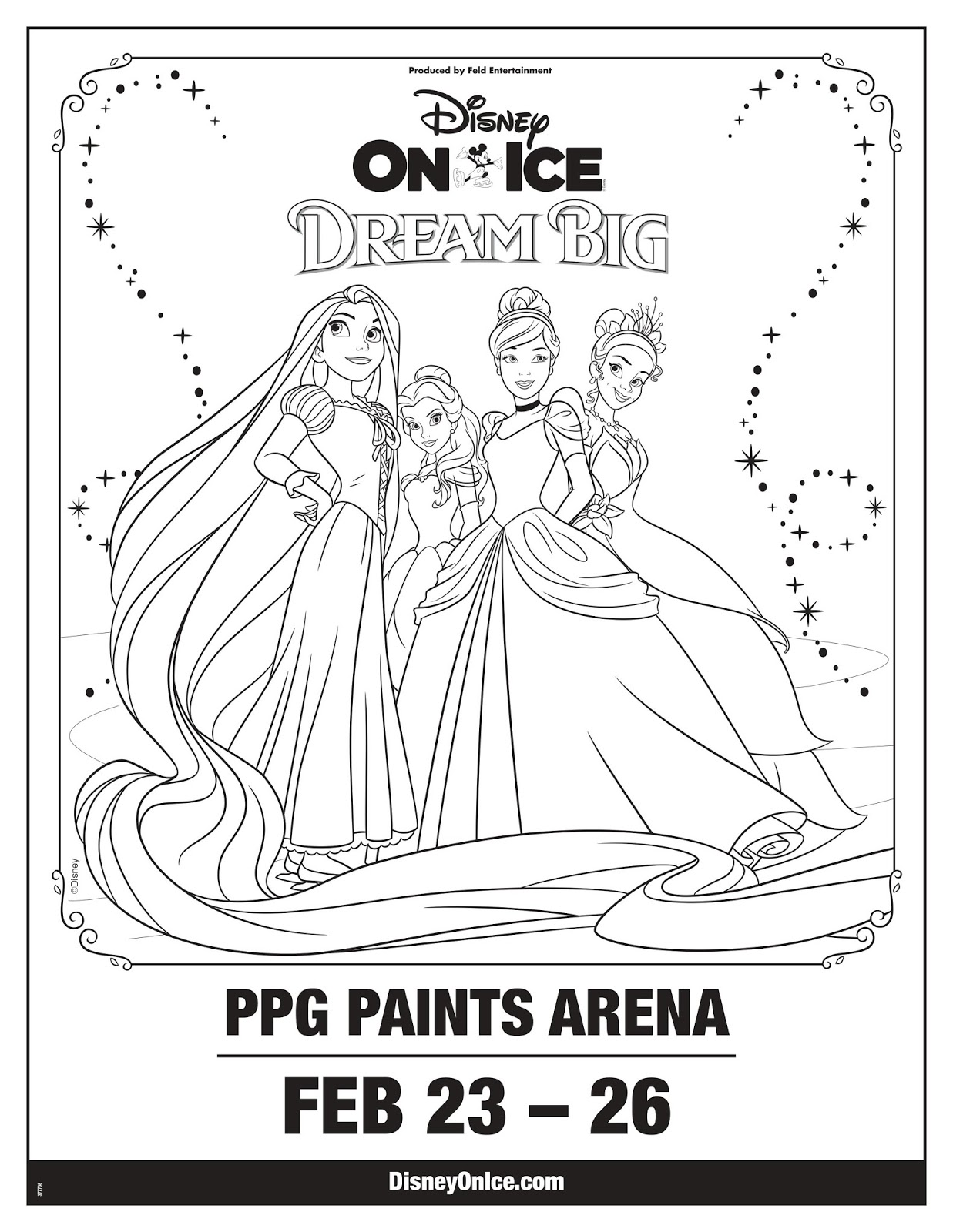 Pgh Momtourage: Disney on Ice Dream Big at PPG Paints Arena
