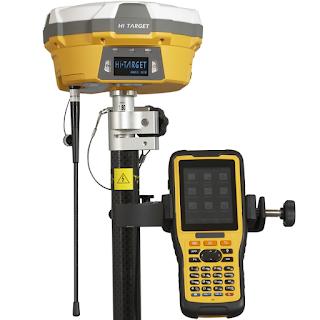 GPS Geodetic RTK HI-Target V.60