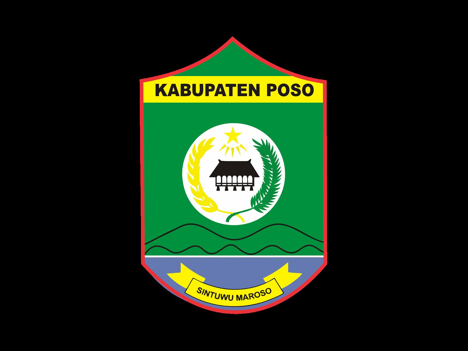 Logo Kabupaten Poso Vector Cdr Png Hd Biologizone
