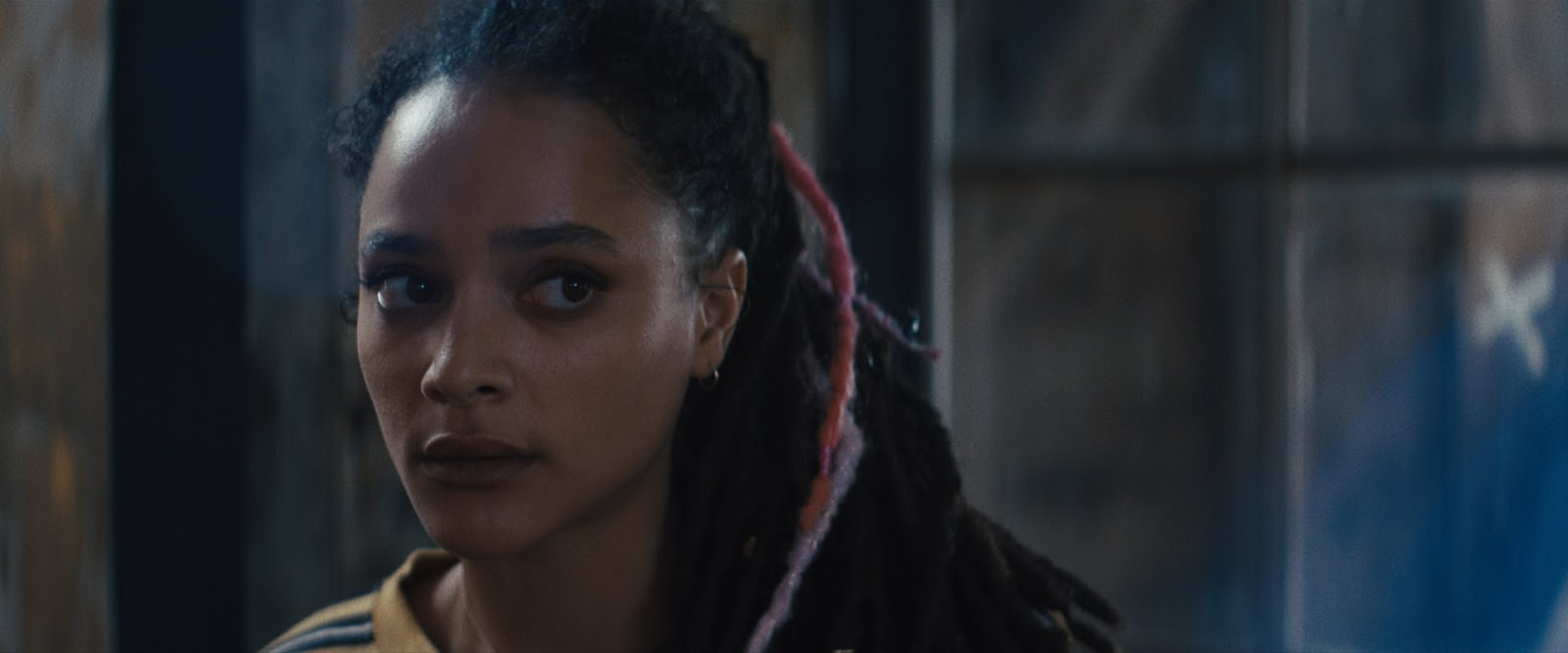 Daniel Isn't Real | Independent Horror Review | Sasha Lane is Cassie