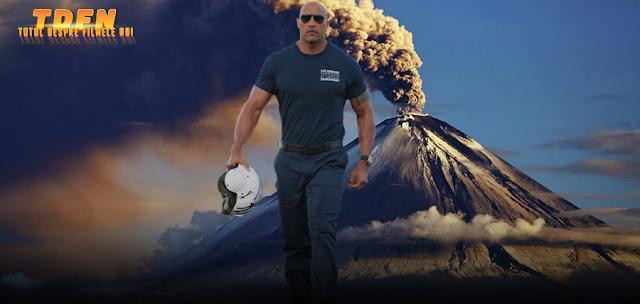 Dwayne Johnson Va Lupta Cu Vulcanii Din Cercul De Foc Al Pacificului În SAN ANDREAS 2
