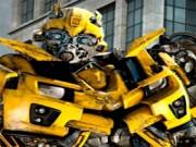Transformers Games: Bumblebee Blast