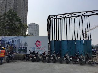 Dự án THE K-PARK Văn Phú