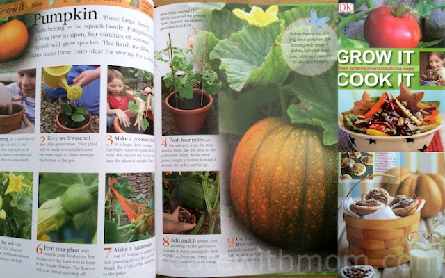 grow it cook it dk book
