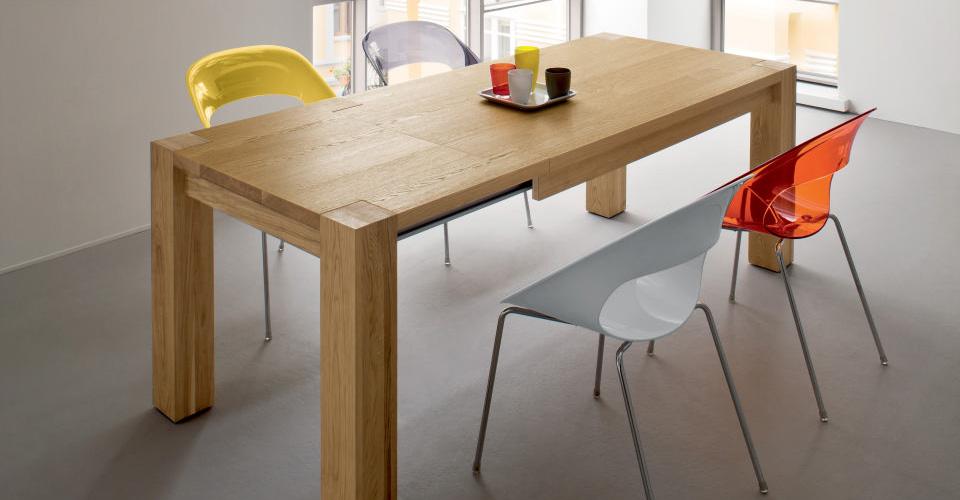 Seaseight design blog design raw wood table for Sedie design legno naturale