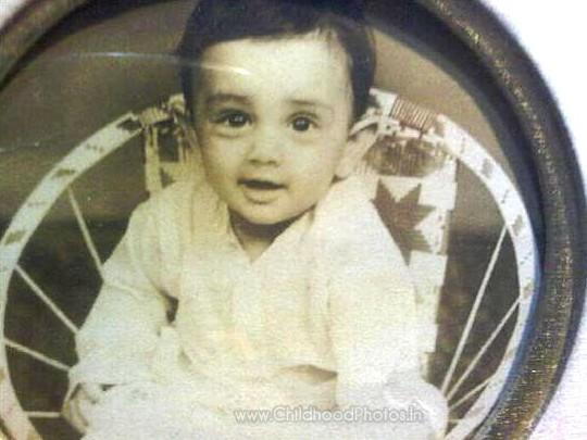 Siddarth's childhood