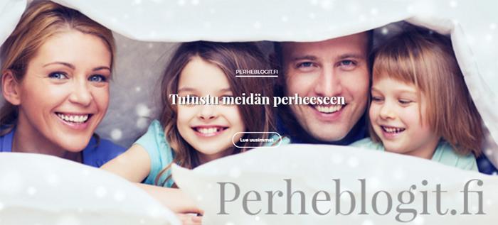 perheblogit yhteisö blogiyhteisö portaali