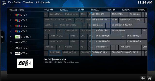 Xem IPTV với Router Openwrt sử dụng TVHEADEND ~ Chia sẻ kinh nghiệm IT
